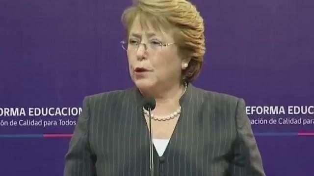 Con este video la Fech llama a movilizarse contra la Reforma
