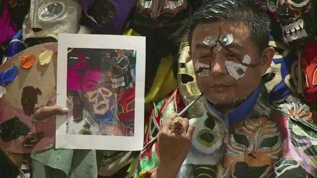 El rey del camuflaje llega a México