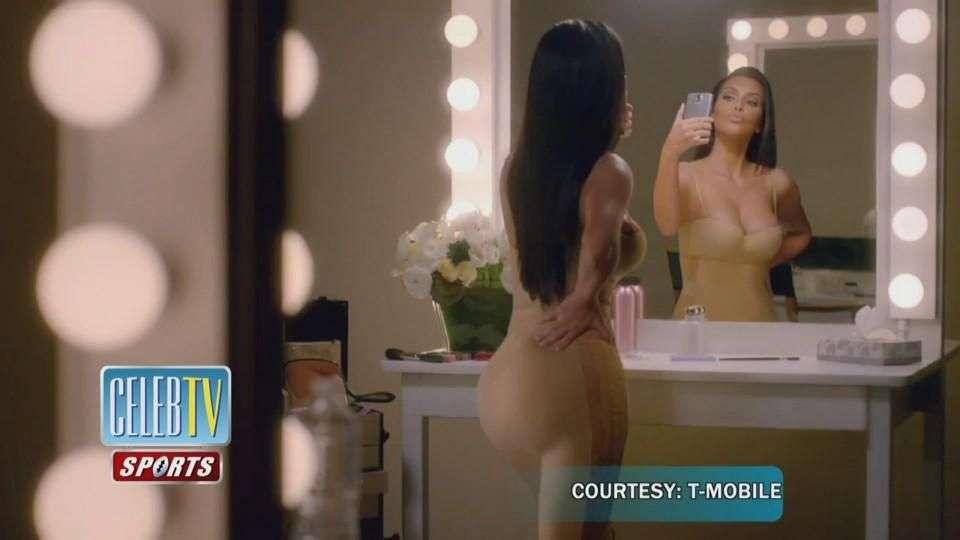 Mira el comercial de Kim Kardashian para el Super Bowl