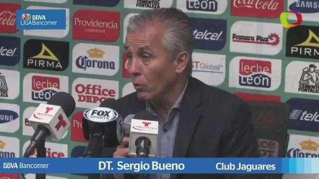 Jornada 4, Sergio Bueno , León 1-1 Chiapas, Clausura 2015