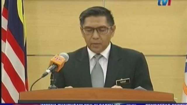 Malasia declara como accidentado el vuelo MH370