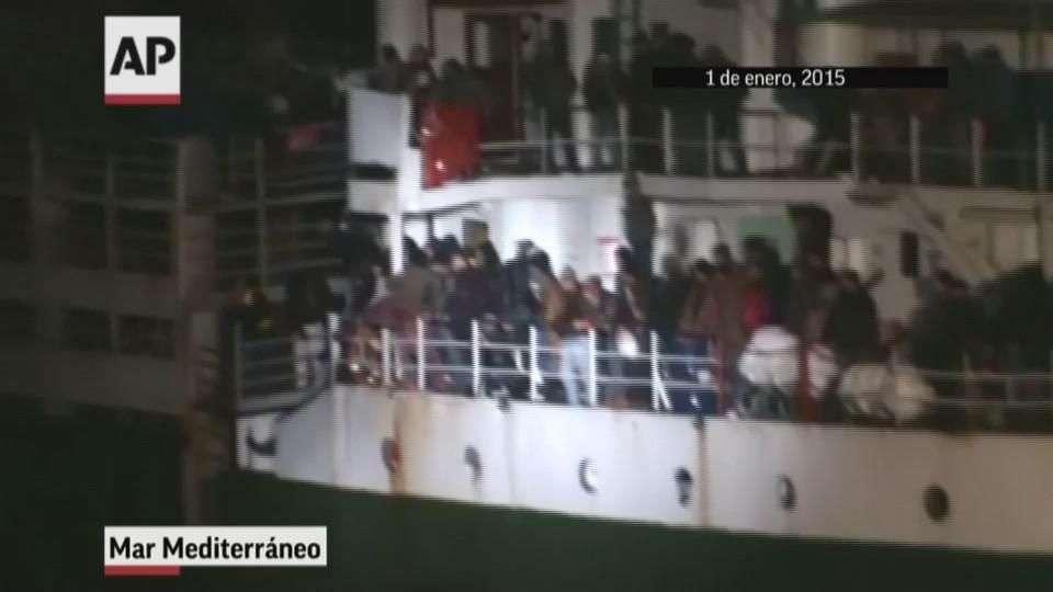 Traficantes apelan a barcos de carga para transportar a ...
