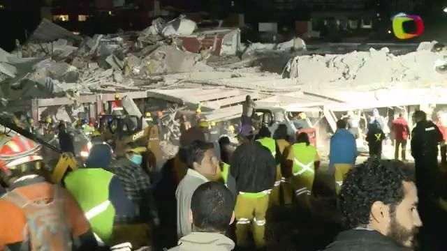 Así quedó el Hospital Infantil de Cuajimalpa tras explosión