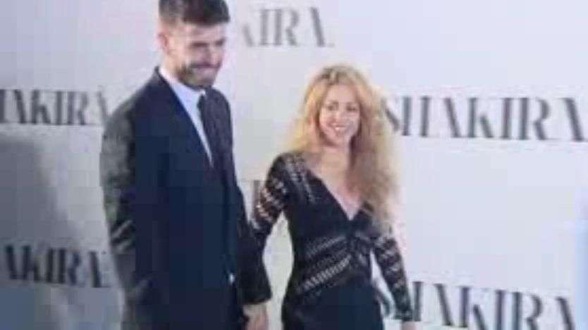 Shakira y Piqué, padres por segunda vez