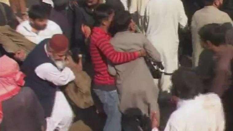 Letal ataque contra mezquita chiita