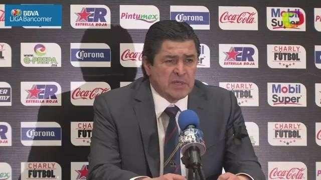 Jornada 4, Alfredo Tena, Puebla 0-0 Cruz Azul, Clausura 2015