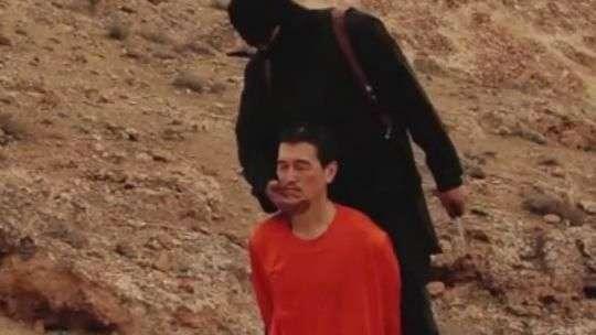 Estado Islámico decapita a segundo rehén japonés Kenji Goto