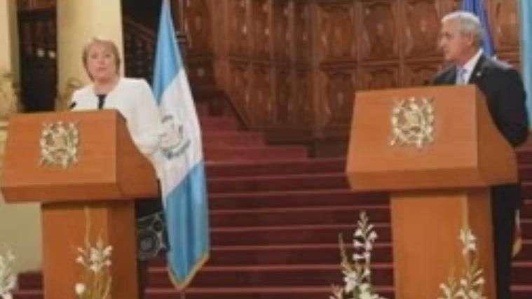 Chile ofrece a Guatemala su experiencia en minería y energía