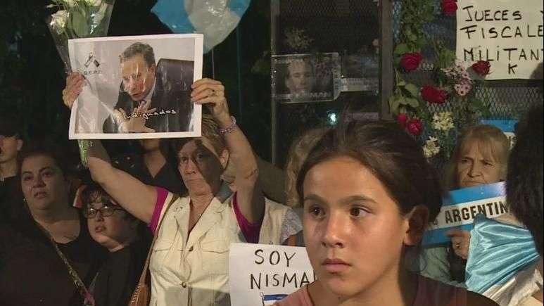 Hallan sólo ADN de Nisman en arma que lo mató