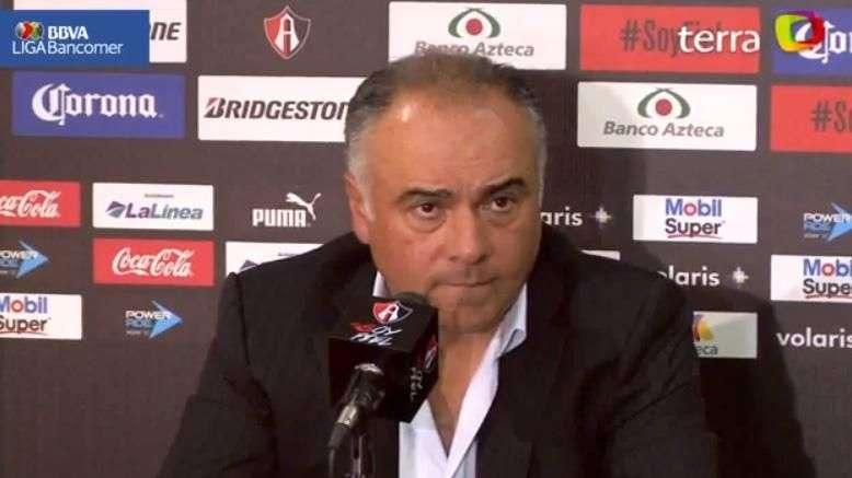 """""""Fue un gol de mucho coraje"""", señala Memo Vázquez"""
