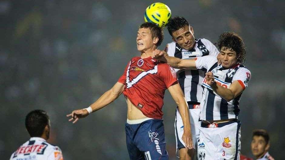 Jornada 4, Rayados 1-1 Veracruz, Liga Mx, Clausura 2015