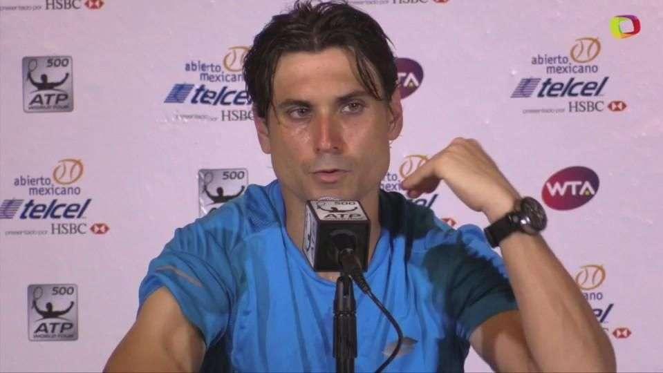 Ferrer triunfa en debut pese a cansancio