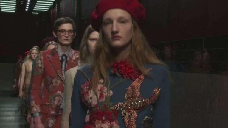 Gucci arranca la Semana de la Moda de Milán