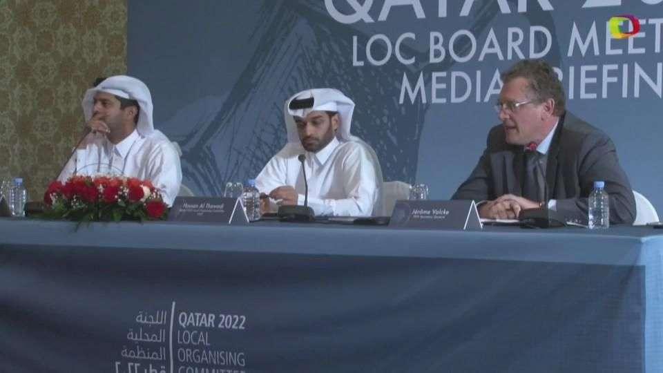 Catar 2022: FIFA reconoce malas condiciones de trabajadores