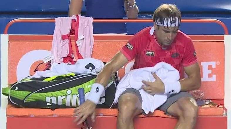 Ferrer vuelve a sufrir pero ya está en semifinales del ATM