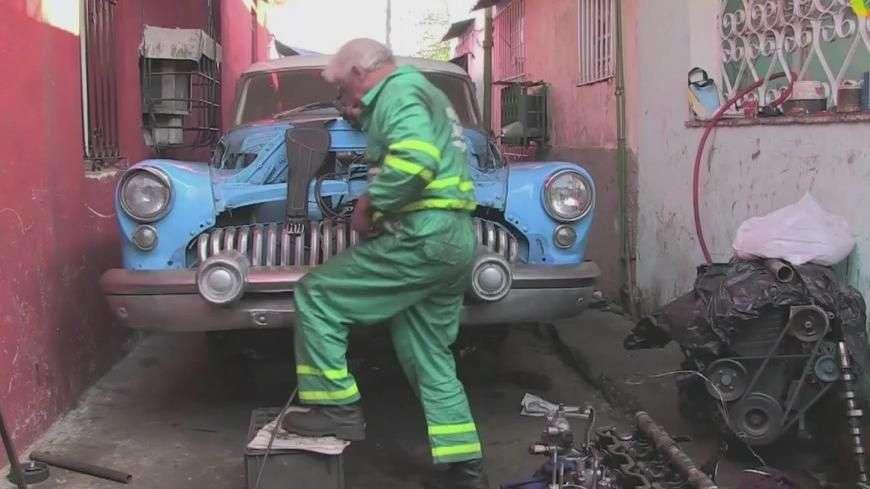 Los reparadores de Cuba