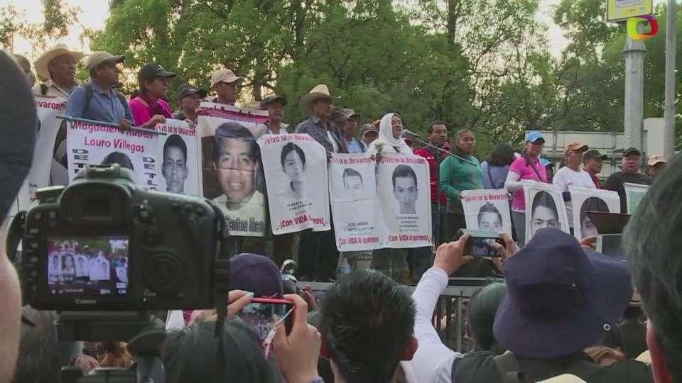 México: cinco meses del crimen de los 43