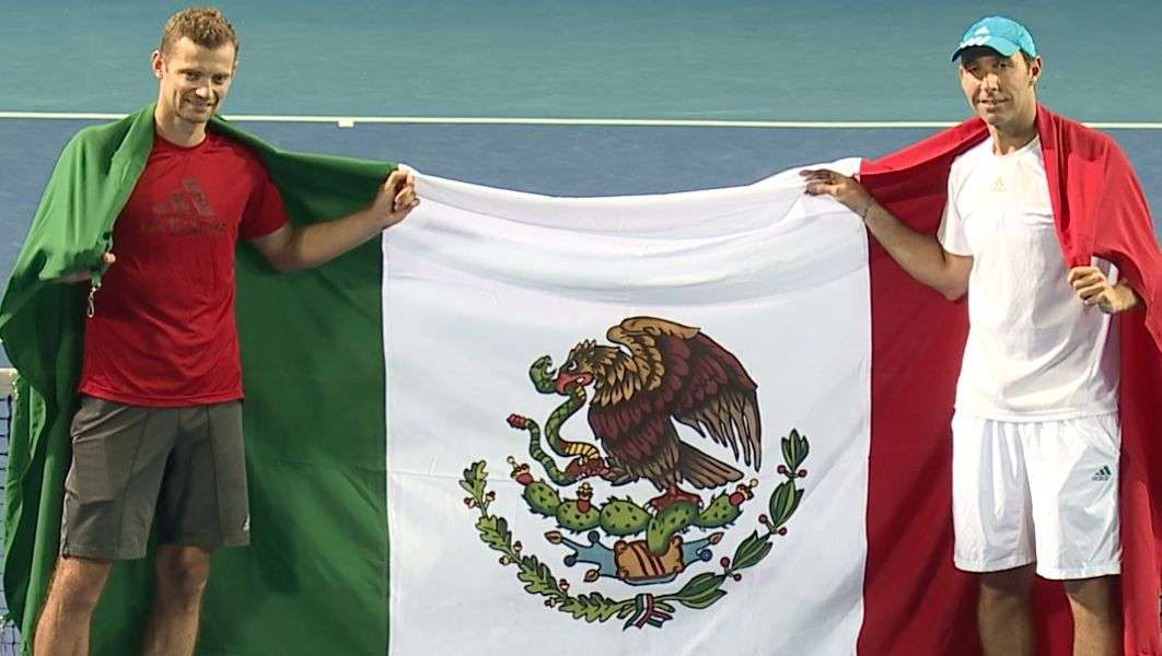 Santi González llega a su primera final del Abierto Mexicano