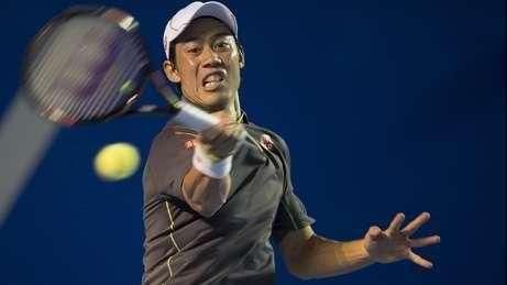 Nishikori sella pase a final en Abierto Mexicano