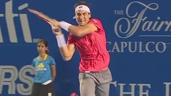 Ferrer va a la final del Abierto Mexicano contra Nishikori