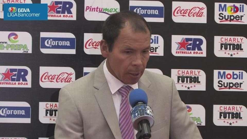 Jornada 8,  José Guadalupe cruz, Puebla 4-1 Querétaro, ...