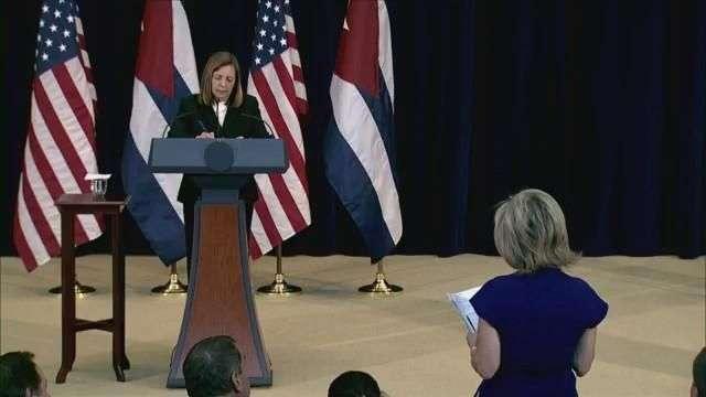"""EEUU y Cuba hicieron """"progresos"""" en diálogo"""