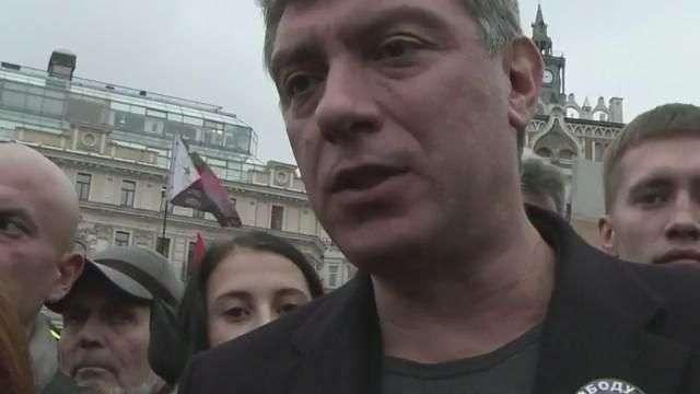 Asesinan a opositor ruso en Moscú