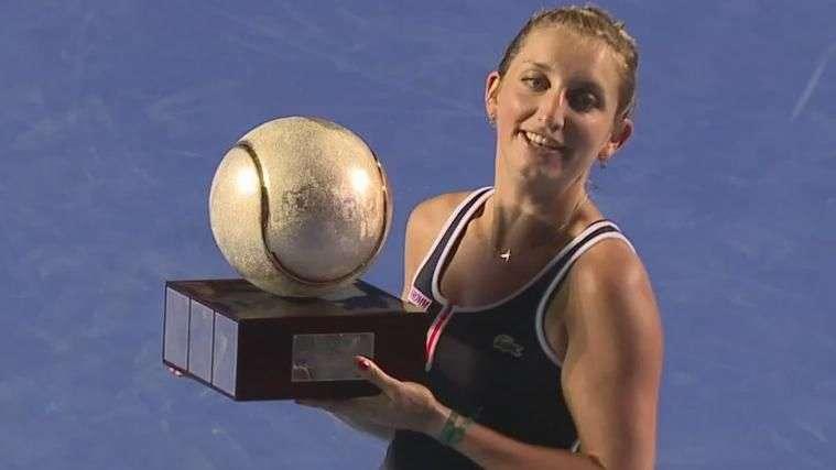 Bacsinszky, la nueva reina del Abierto Mexicano de Tenis