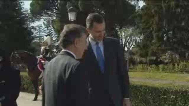 Santos agradece el apoyo de España en el inicio de su ...