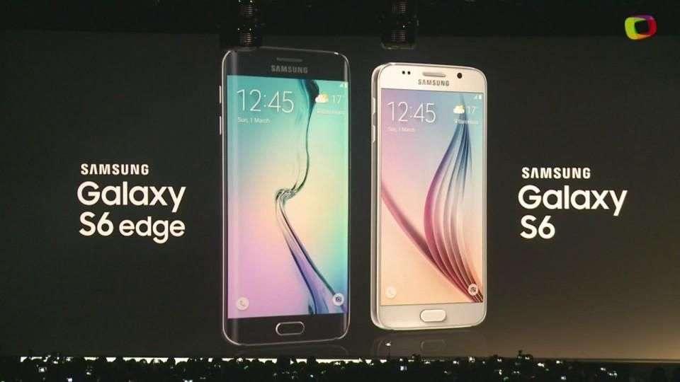 Samsung lanza el Galaxy S6