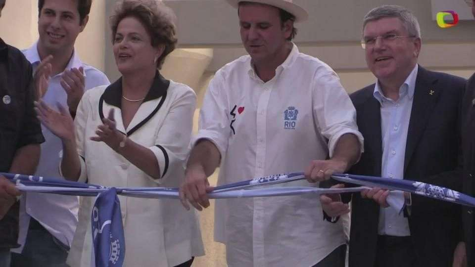 Río de Janeiro inaugura el túnel 450