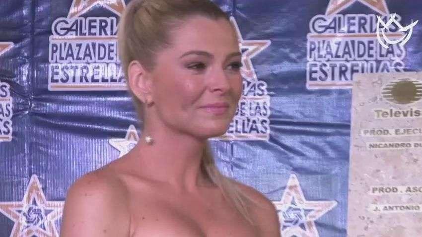 Marjorie de Sousa está lista para cantar