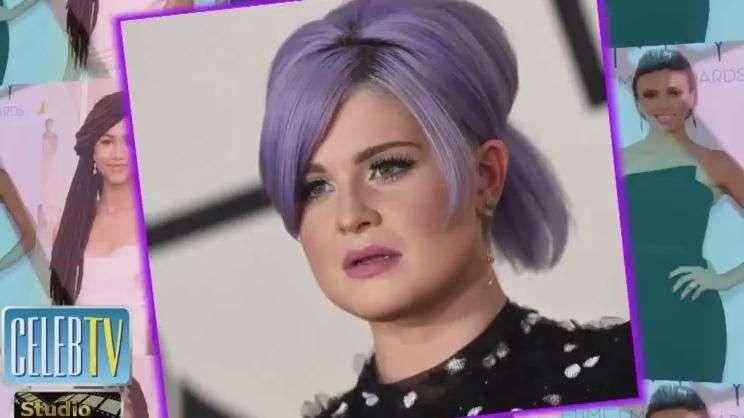 Kelly Osbourne Quits Fashion Police!