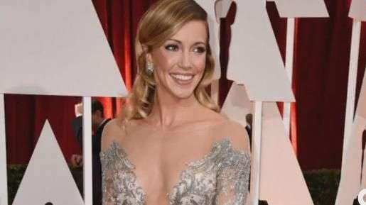 Katie Cassidy Stuns at the Oscars