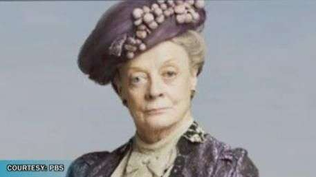 Maggie Smith Departing Downton Abbey!
