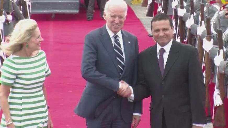 Biden visita Centroamérica