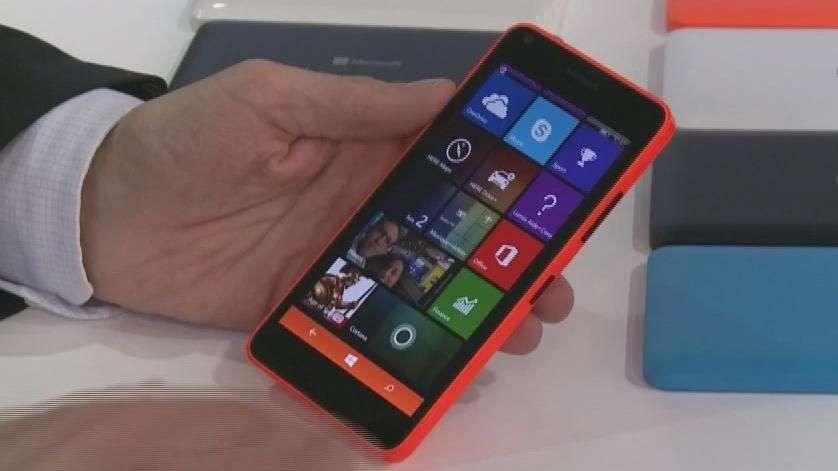 Smartphones tras nuevos mercados