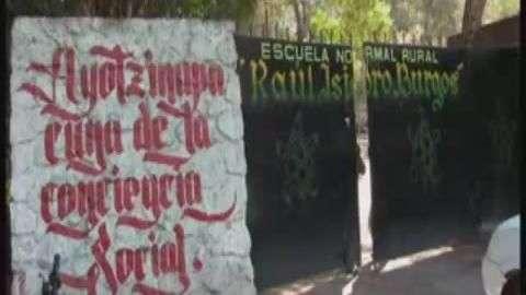 Expertos investigan sobre los 43 desaparecidos en México