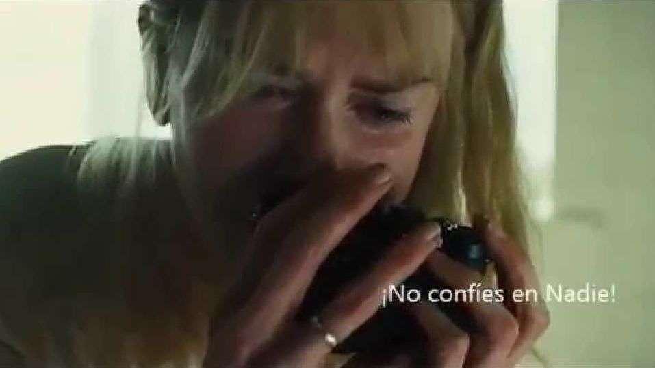 'No confíes en nadie', tráiler con Nicole Kidman