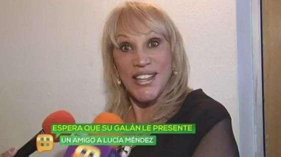 Laura León asegura que Lucía Méndez le tiene envidia