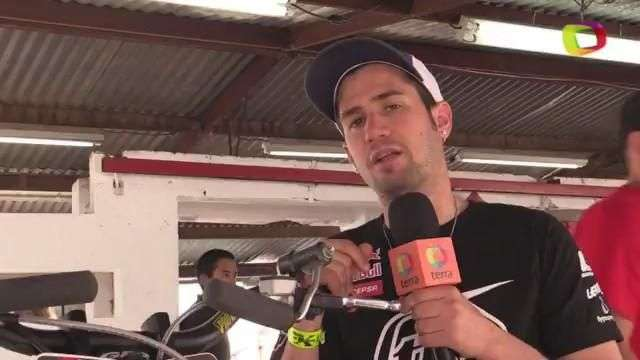 Dany Torres está listo para el Red Bull X Fighters 2015