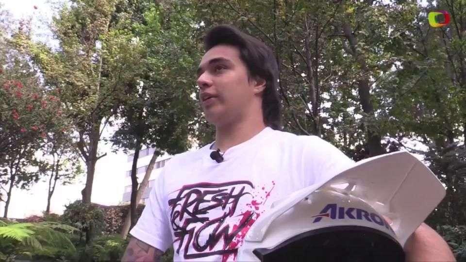 Erick Ruíz nos cuenta sus inicios en el freestyle motocross