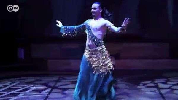 Turquía: la danza del vientre masculina