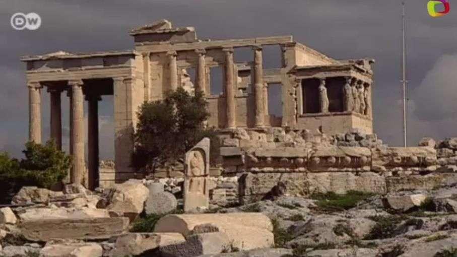 Atenas la ciudad más antigua del mundo todavía habitada