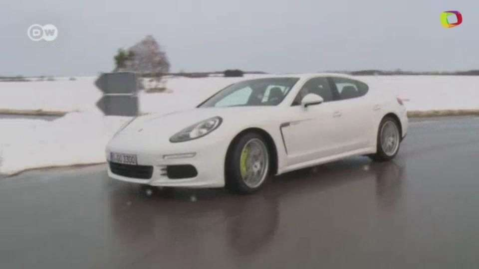 Porsche Panamera S E-Hybrid, en la práctica