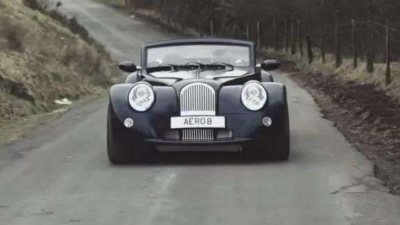Video: Ginebra 2015: Morgan Aero 8 2015