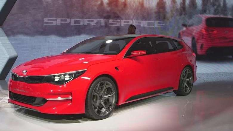 Video: Ginebra 2015: Kia Sportspace Concept