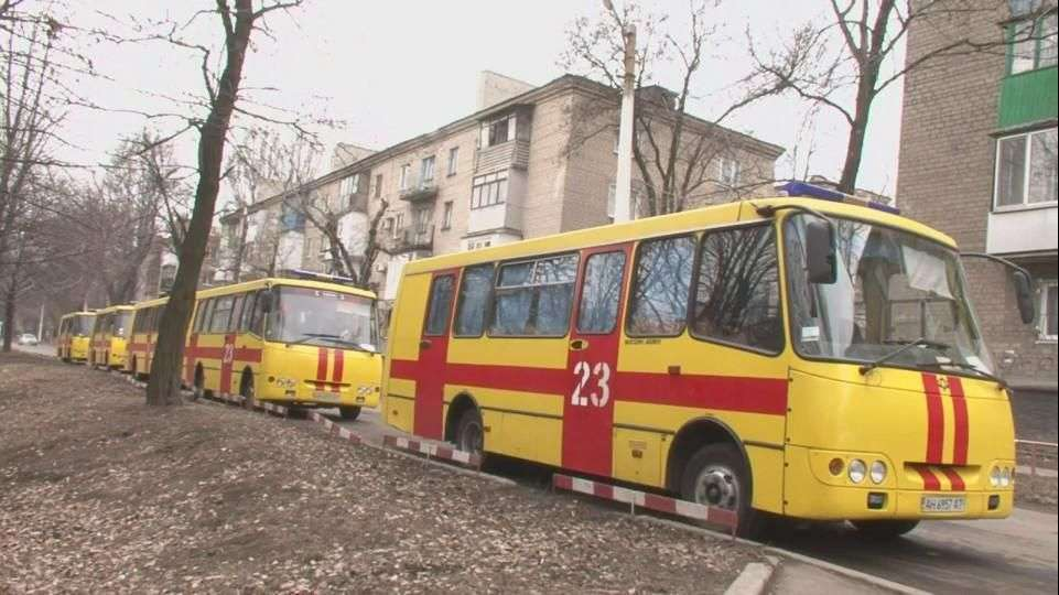 32 desaparecidos por explosión en mina de Donetsk en Ucrania