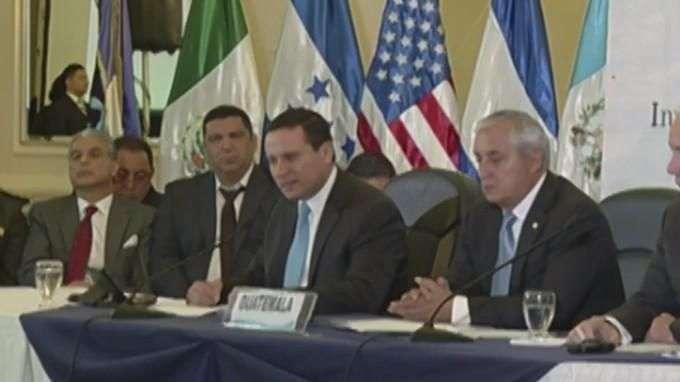 Centroamérica avanza en plan para frenar migración masiva