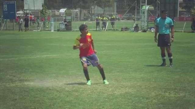 Diferentes nacionalidades se enfrentan en Santiago Cup 2015